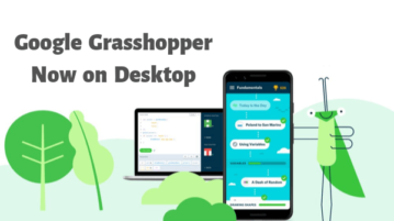 Learn to Code Free with Google Grasshopper on Desktop