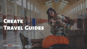 Online Travel Guide Maker to Share Your Visit with Photos, Tips