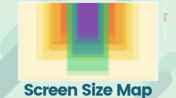 Free Interactive Map of Responsive Screen Sizes for Web Designers