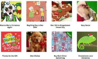 8 Best Free Christmas Ecards Websites to Send Funny Christmas Ecards