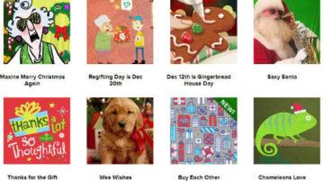 Send Funny Christmas Ecards