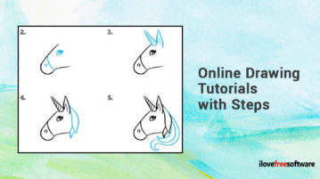 step by step drawing lessons