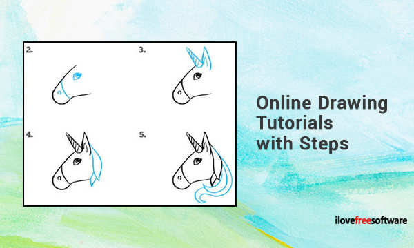 drawing lessons step by step free