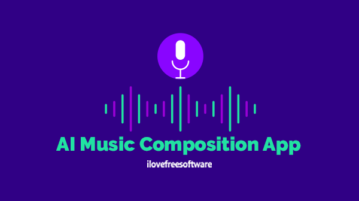 AI Music Composition App