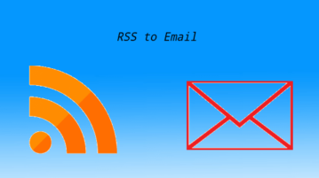 Create HTML Newsletter from RSS Feed of any Website