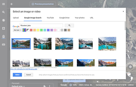 How to Create Tours in Google Earth Web Version?6