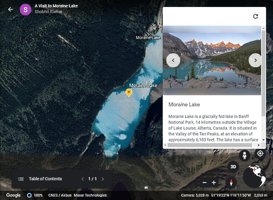 How to Create Tours in Google Earth Web Version?8