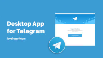 Desktop App for Telegram