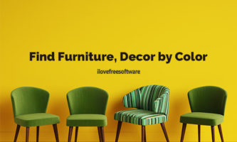 Find Furniture, Decor by Color With This Free iPhone App