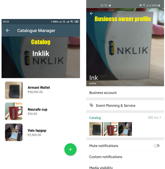 How to Create Product Catalog on WhatsApp