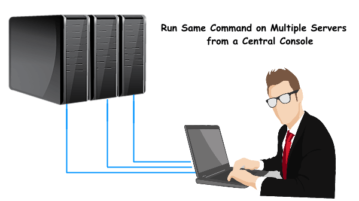 How to Run Same Command on Multiple Linux Servers in One Go