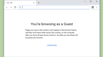 How to Start Chrome in Guest Mode Every Time