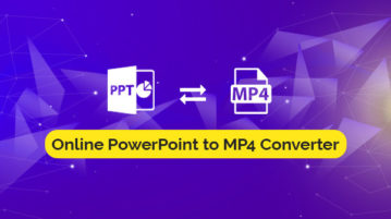 Online PowerPoint to MP4 Converter