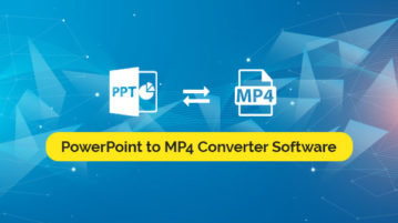 PowerPoint to MP4 Converter Software