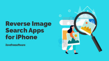 Reverse Image Search Apps for iPhone