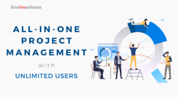 Free All-In-One Project Management Tool with Unlimited Users