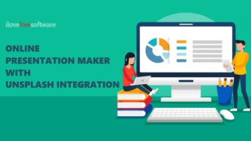 Free Online Interactive Presentation Maker with Unplash Integration