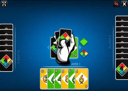play uno card game online