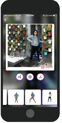 Create Dancing GIF from Still Photo