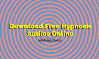Download Free Hypnosis Audio From These Websites