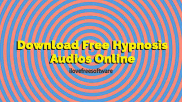 Download Free Hypnosis Audios Online