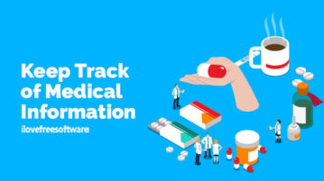 Keep Track of Medical Information