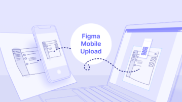 How to Add Photos to Figma Directly from Phone?
