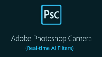 Free Adobe Photoshop Camera App with Real-time AI-Powered Filters