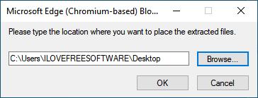 WIndows blocker toolkit
