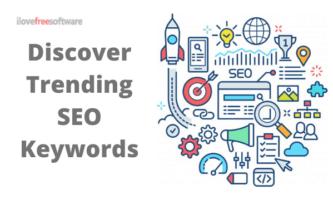 Find Trending SEO keywords in Business, Marketing, Health, Fashion