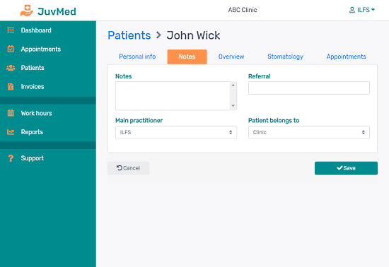 free medical practice software to manage clinical appointments, patients, staff