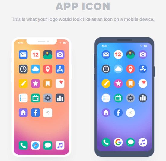logo checker for apps