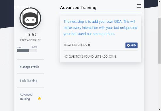 personal chatbot job agent