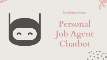 Create A Personal Job Agent Chatbot without Coding