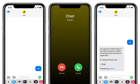 Schedule a Real Fake Call without Any App