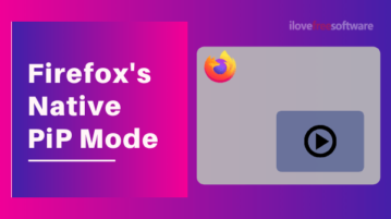 How to Enable and Use Native Picture-in-Picture Mode in Firefox?