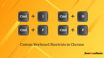 Add Custom Keyboard Shortcuts to Your Web Browser