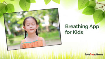 Breathing App for Kids