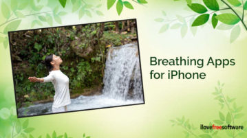 Breathing Apps for iPhone