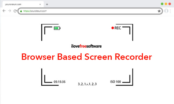 Free Browser Based Screen Recorder with Webcam and Mic: Loom