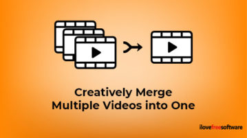 Creatively Merge Multiple Videos into One