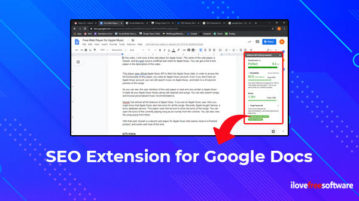 Free SEO Extension for Google Docs