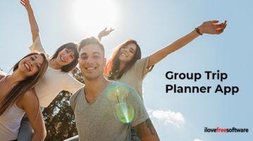Group Trip Planner App