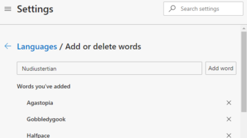 How to Enable Spell Checker in Microsoft Edge Chromium 4