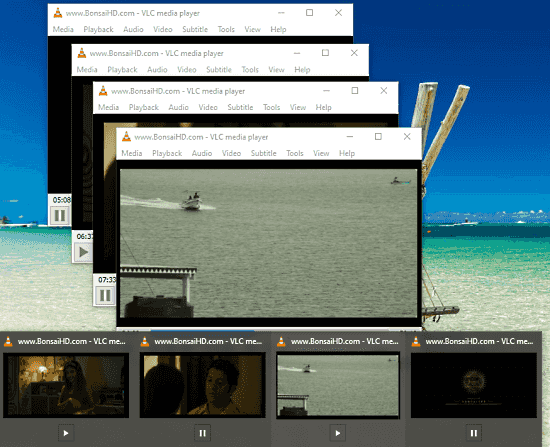 How to Play Multiple Videos at once in VLC Player 4