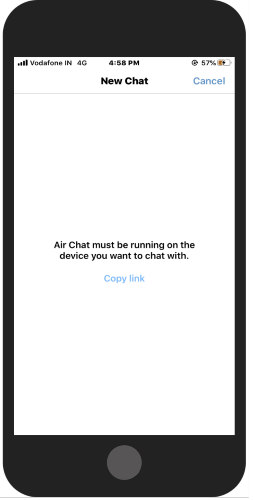 offline messaging apps for iPhone