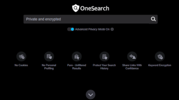 Verizon's OneSearch is a New Privacy Focussed Search Engine
