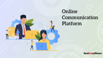 Online Communication Platform
