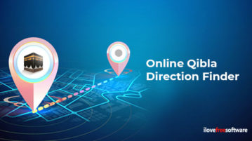 Online Qibla Direction Finder