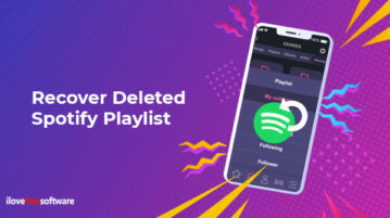 Recover Deleted Spotify Playlist